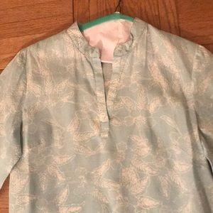 J.McLaughlin summer blouse